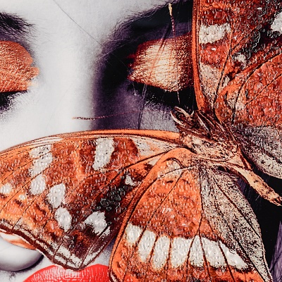 Панно «Butterfly Style»